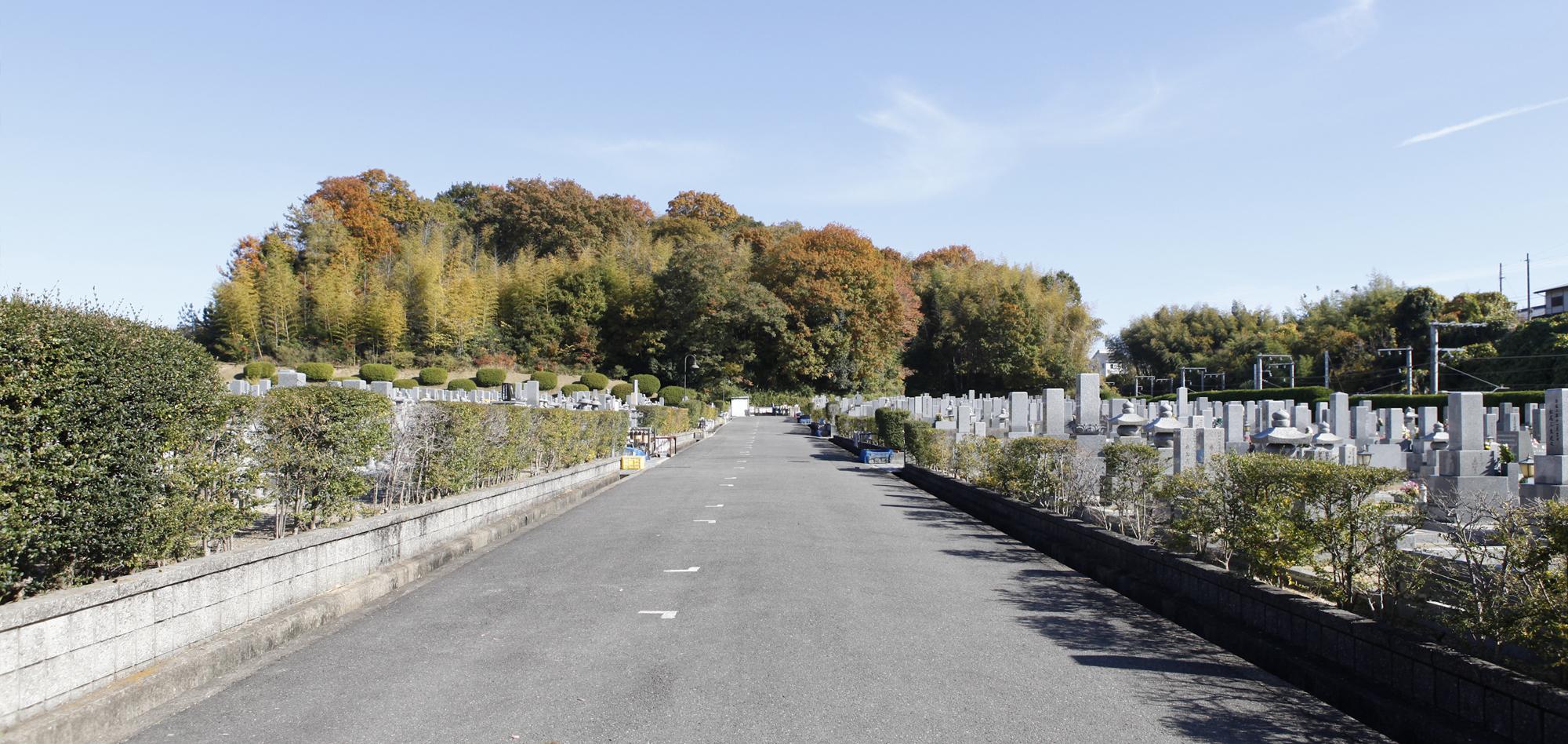 東京多摩霊園