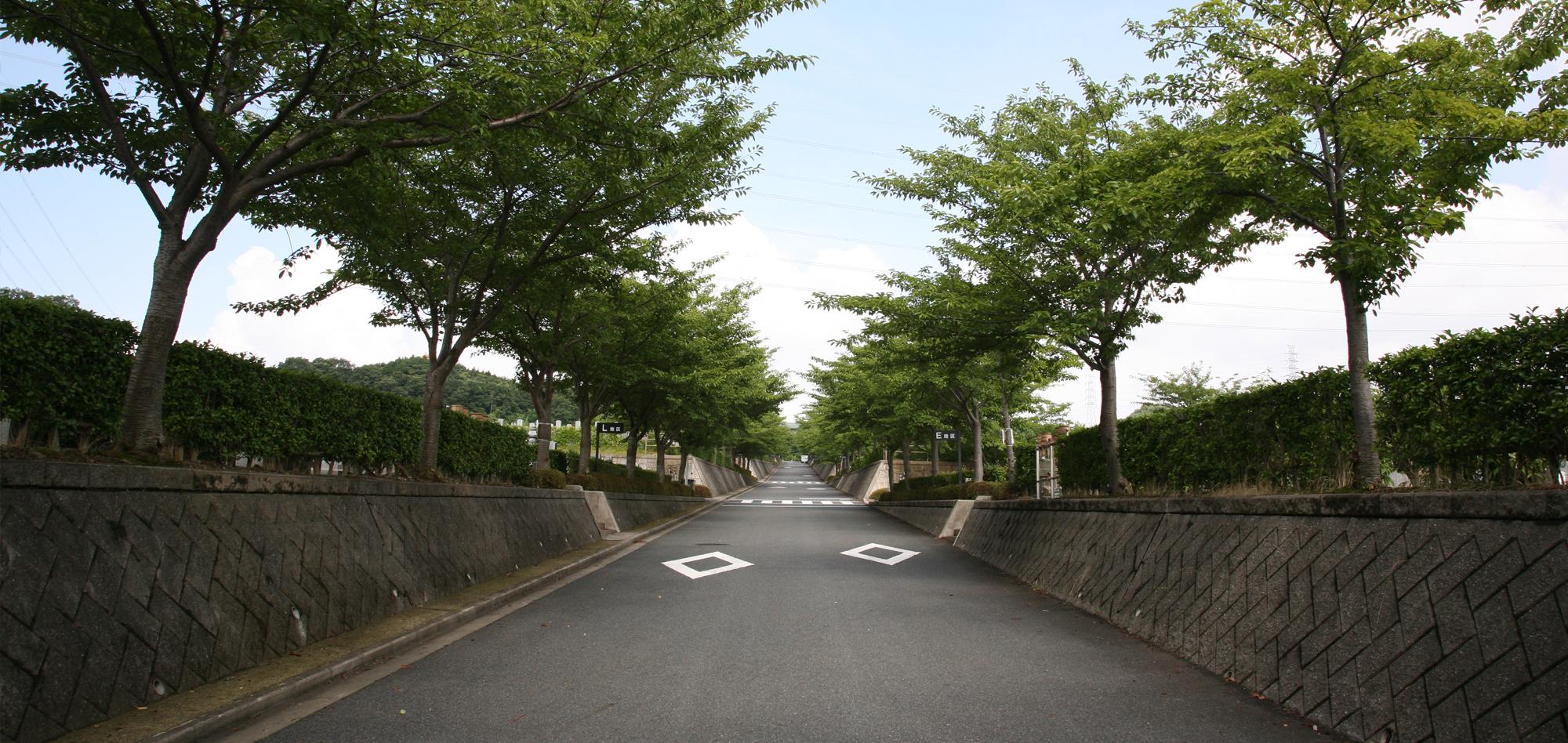 大阪柏原聖地霊園